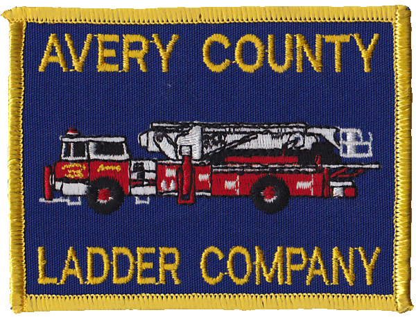 Avery County Ladder Company Patch